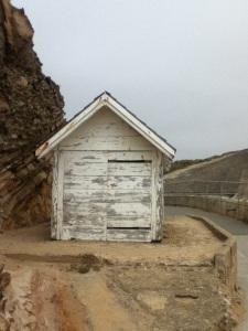 Point Reyes hut