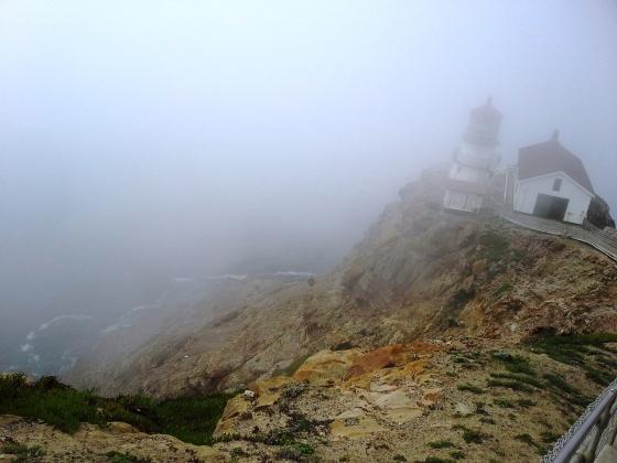 4 lighthouse Point Reyes
