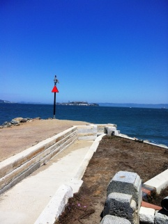 3- Alcatraz Island in the distance