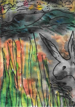 silent hare what do you hear